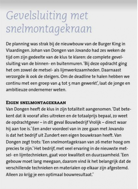 Artikel Industriebouw Feb 2014