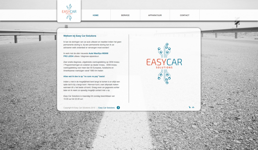 Website Easy Car Solutions